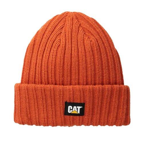 CAT ΣΚΟΥΦΟΣ RIB CAP ORANGE 1443