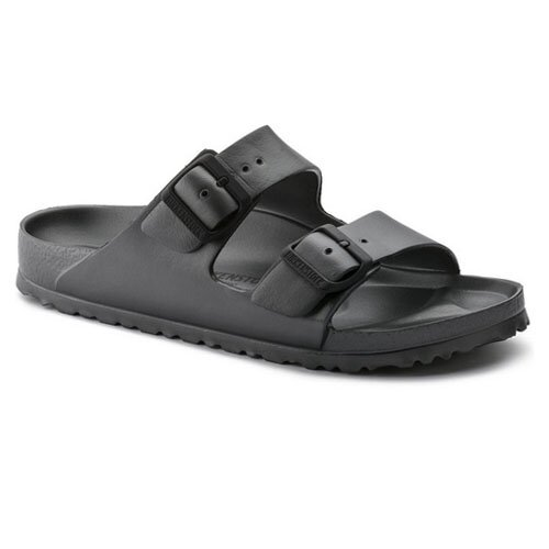 BIRKENSTOCK 1001497 ARIZONA EVA METALLIC ANTHRACITE