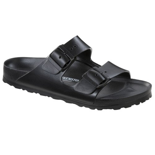 BIRKENSTOCK 129423 ARIZONA EVA BLACK