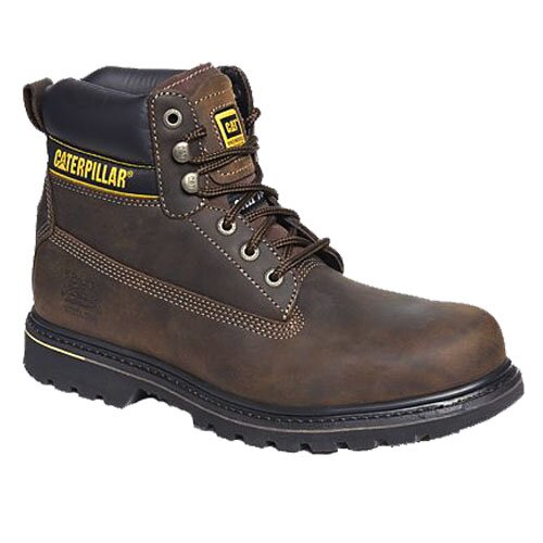 CAT 708025 HOLTON BROWN (STEEL TOE)