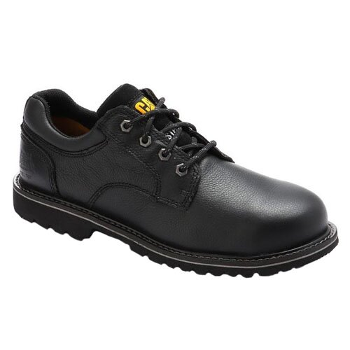 CAT 717652 ELECTRIC OXFORD BLACK (STEEL TOE)