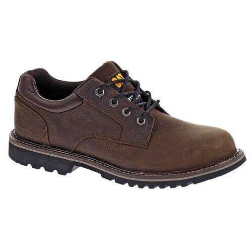 CAT 90438 ELECTRIC OXFORD BROWN (STEEL TOE)