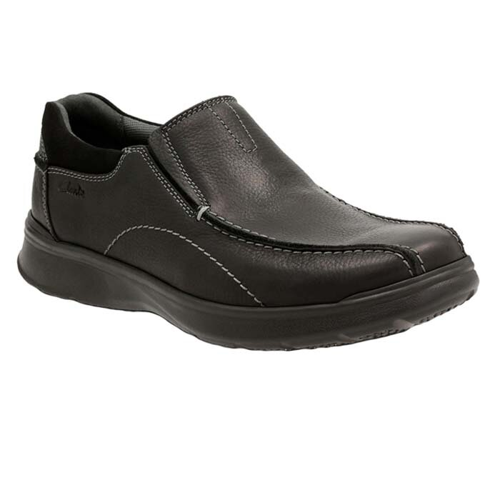 CLARKS COTRELL STEP BLACK 26119615