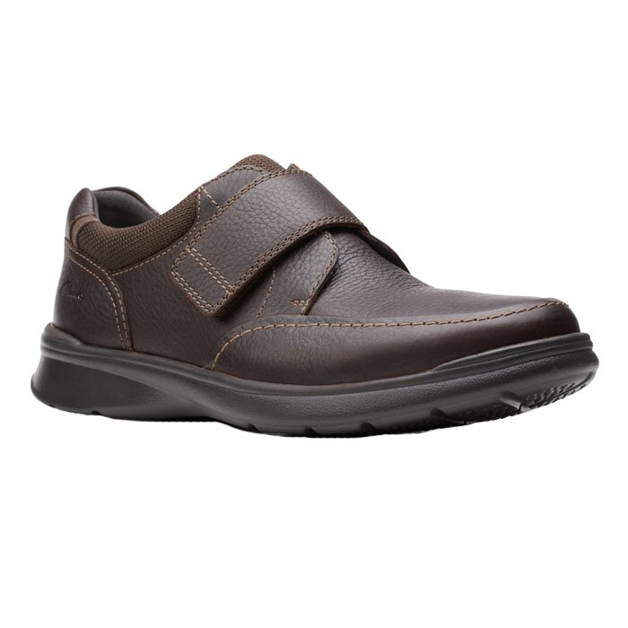 CLARKS COTRELL STRAP BROWN 26155177