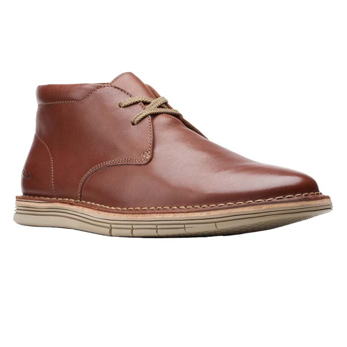 CLARKS FORGE STRIDE D. TAN 26153169