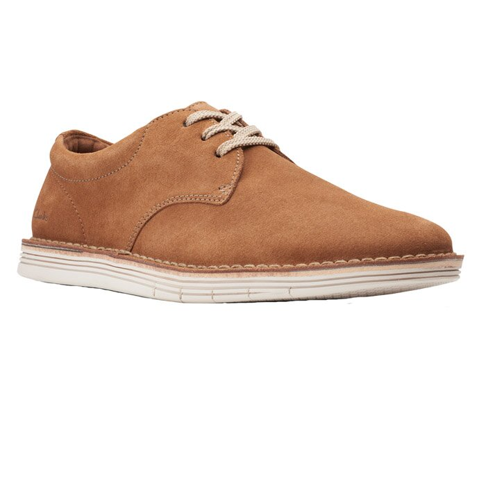 CLARKS FORGE VIBE COLA SUEDE 26157974