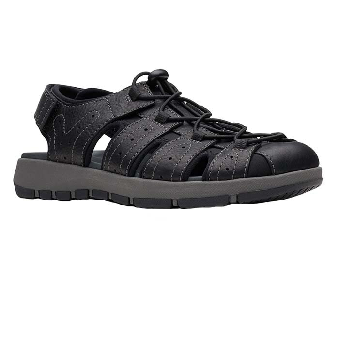 CLARKS BRIXBY COVE BLACK 26133891