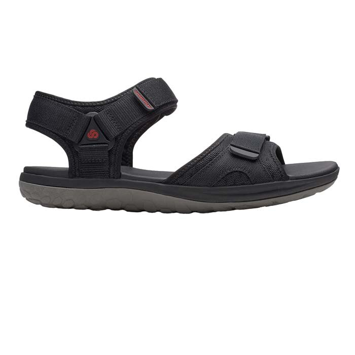 CLARKS STEP BEAT SUN BLACK 26140269