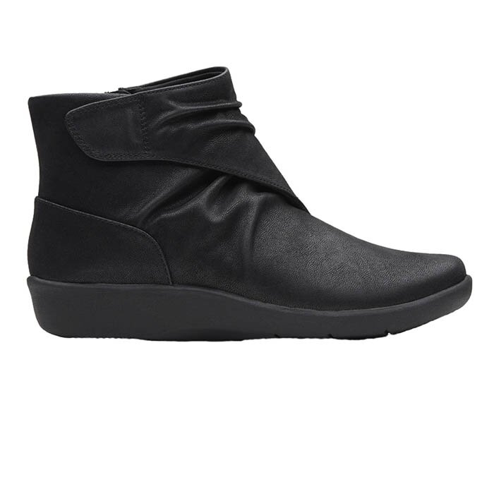 CLARKS SILLIAN TANA BLACK 26137566