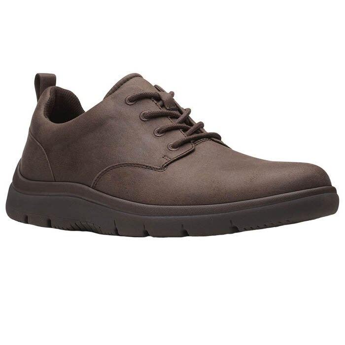 CLARKS TUNSIL LANE BROWN 26144919