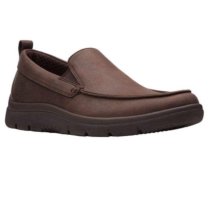 CLARKS TUNSIL WAY BROWN 26144929