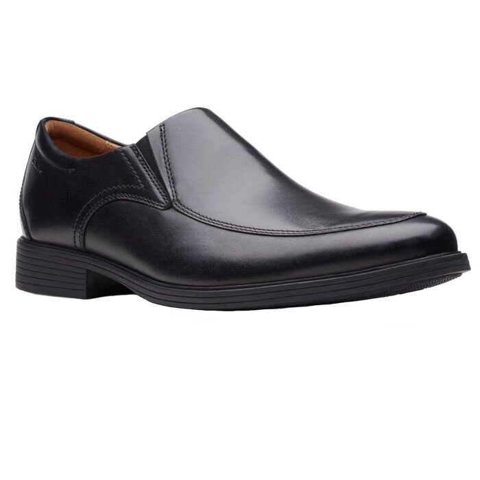 CLARKS WHIDDON STEP BLACK 26152916