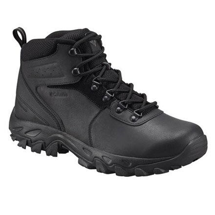COLUMBIA BM3970-011 NEWTON RIDGE PLUS II WP BLACK