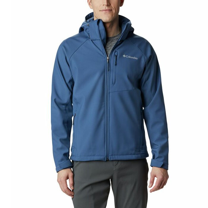 COLUMBIA WM3241-453 ΜΠΟΥΦΑΝ SOFTSHELL CASCADE RIDGE II