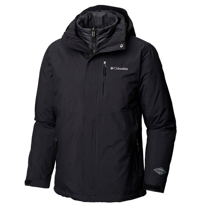 COLUMBIA WO1229-010 ΜΠΟΥΦΑΝ ELEMENT BLOCKER II JACKET