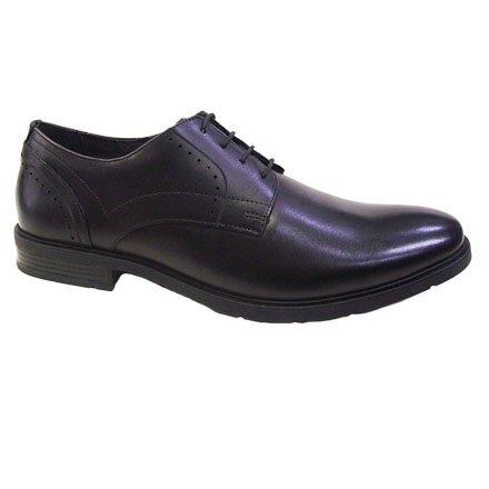 HUSH PUPPIES HM02043-007 ADVICE DERBY BLACK
