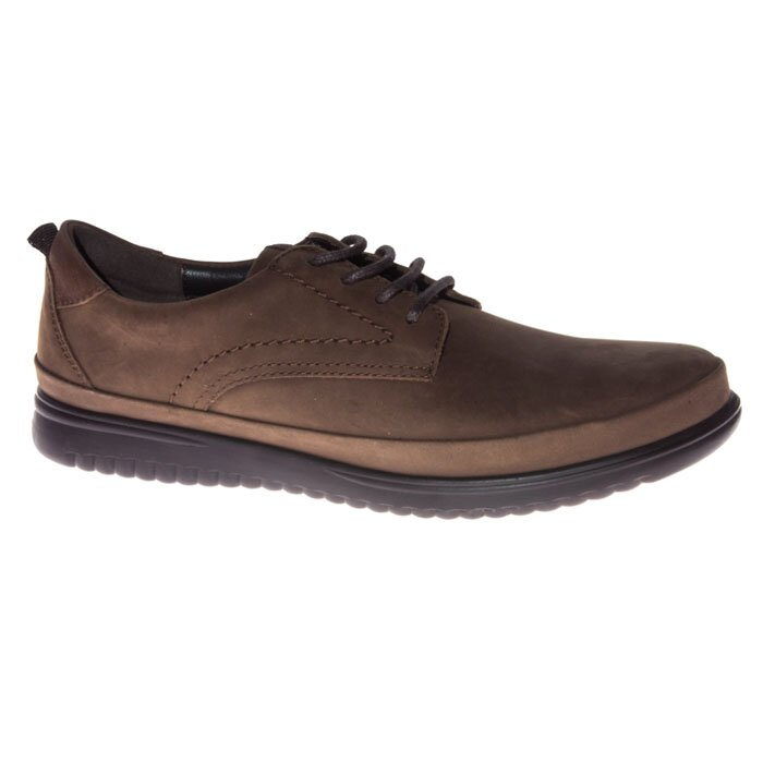 HUSH PUPPIES EM4400-BRN BERGEN BROWN