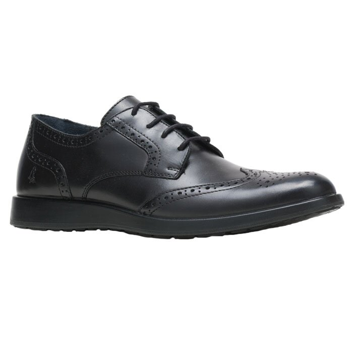 HUSH PUPPIES HM02162-001 VITRUS WT OXFORD BLACK