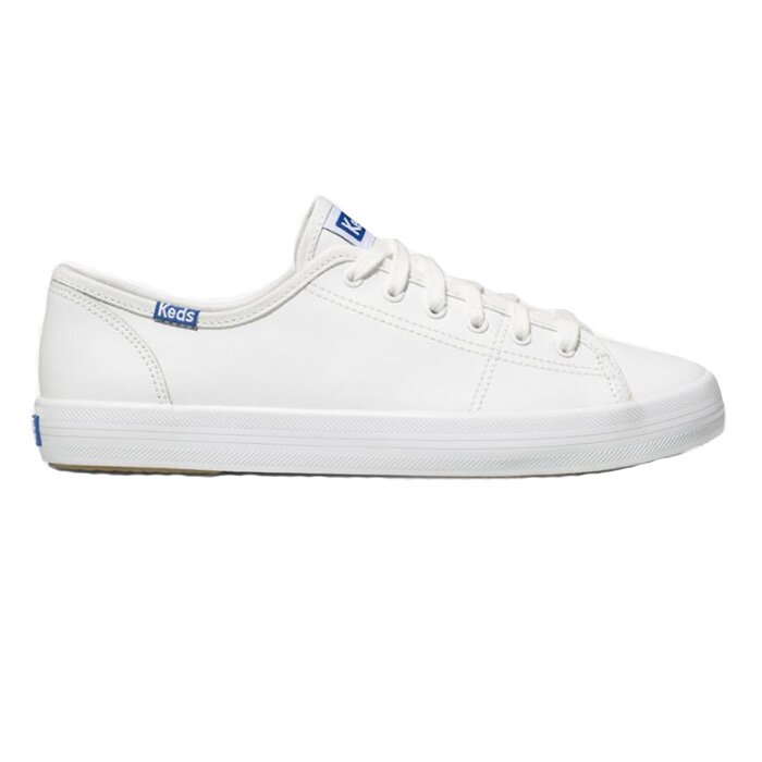 KEDS WH57559 KICKSTART LEATHER WHITE