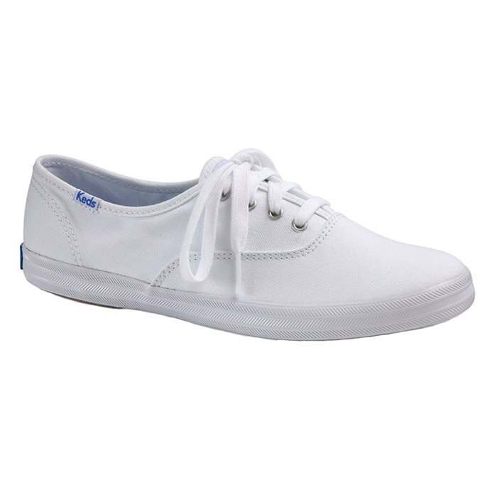 KEDS WF34000 CHAMPION CORE CANVAS WHITE