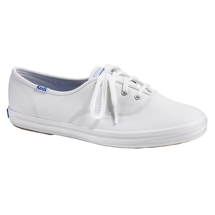 KEDS WH45750 CHAMPION CORE LEATHER WHITE