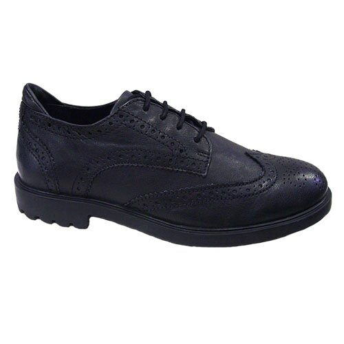 LUMBERJACK 51904001 HARRY DERBY BROGUE BLACK