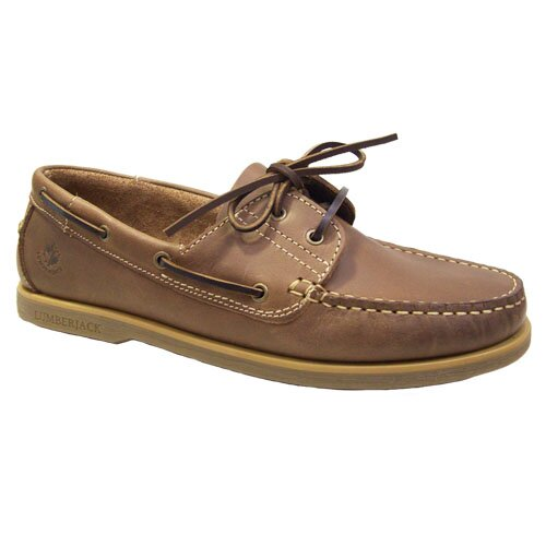 LUMBERJACK 07804 NAVIGATOR BROWN TAN