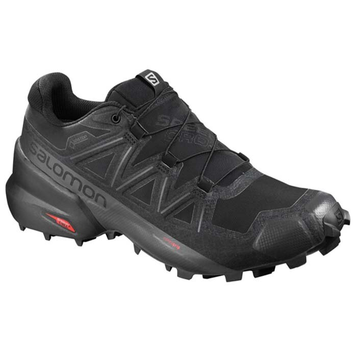 SALOMON 407953 SPEEDCROSS 5 GTX BLACK PHANTOM