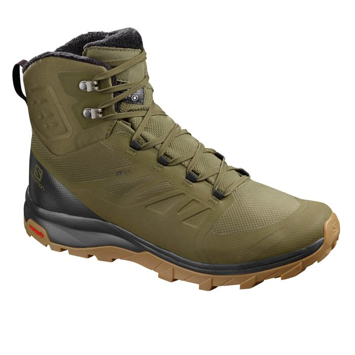 SALOMON 407958 OUTBLAST CS WP BURNT