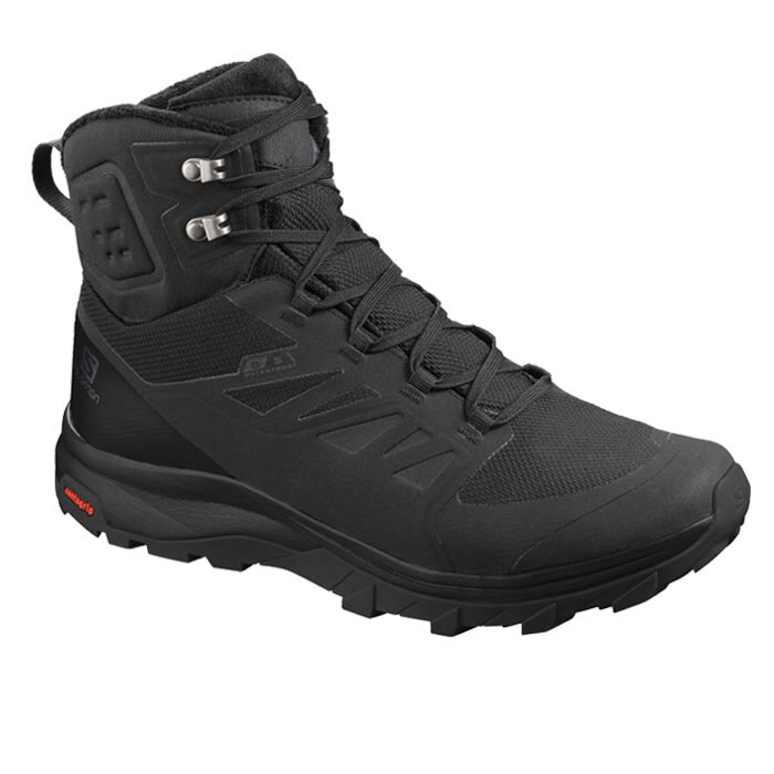 SALOMON 409223 OUTBLAST CS WP BLACK