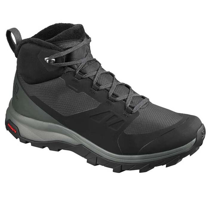 SALOMON 411100 OUTSNAP CSWP BLACK