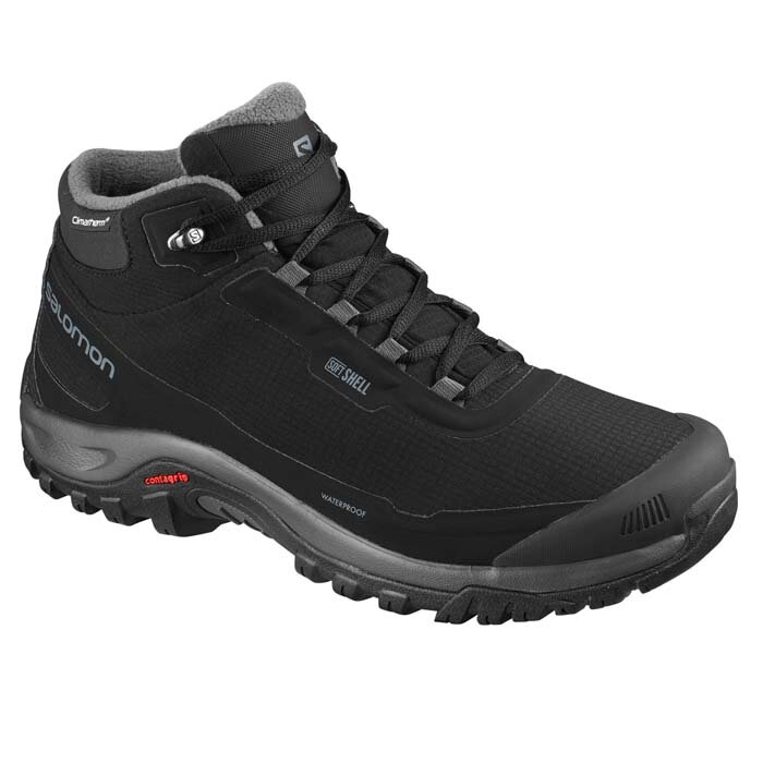 SALOMON 411104 SHELTER CS WP BLACK