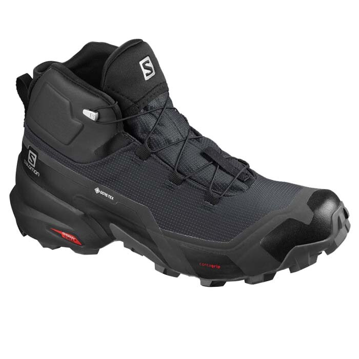 SALOMON 411185 CROSS HIKE MID GTX PHANTOM