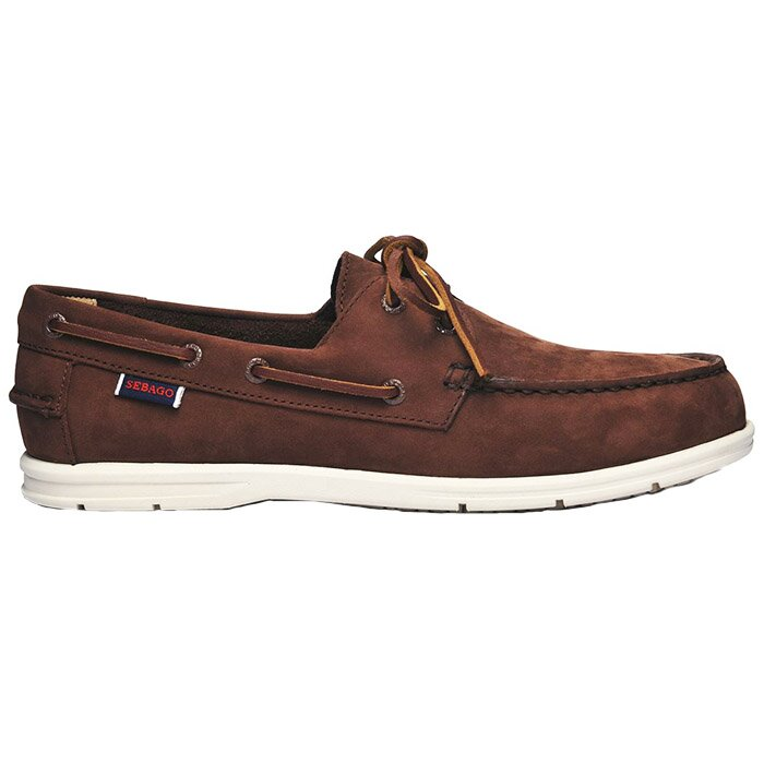 SEBAGO L7000HK0-900 NAPLES BROWN NUBUCK