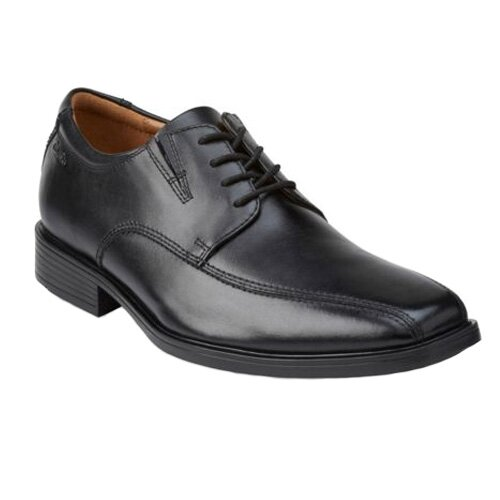 CLARKS TILDEN WALK BLACK 26110310