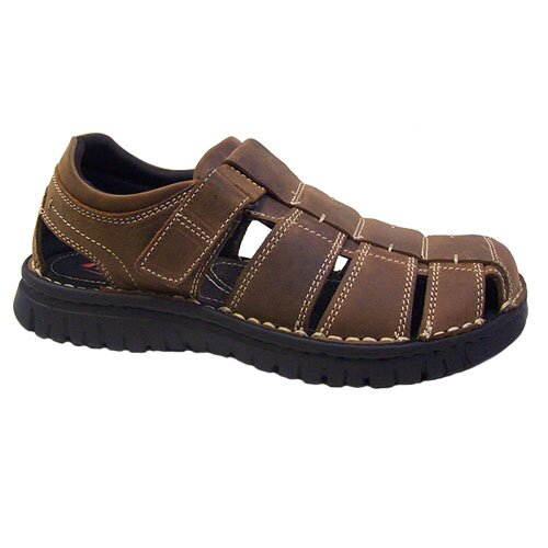 ZEN 677549 COFFEE BROWN SANDAL